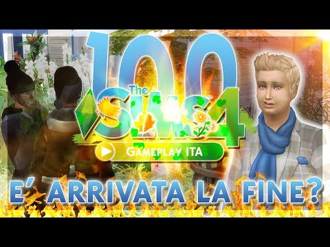 NASCONO NUOVE STELLE!LA FINE DI TUTTO?-The sims 4 Gameplay ITA #100 thumbnail
