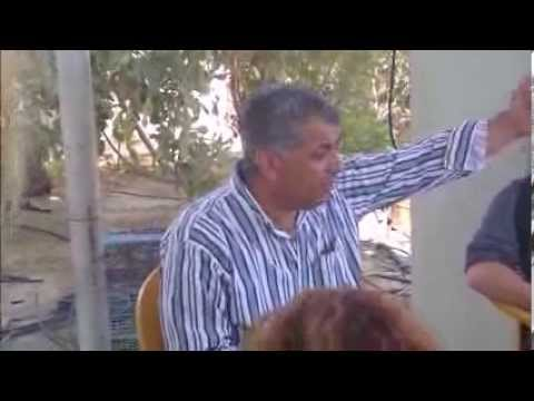 Fathy Khdirat talks about living together in Palestine-Israel