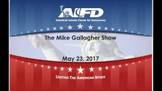 Dr. Jasser joins Mike Gallagher with reaction to the bombing at a concert in Manchester, U.K.