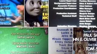 Blue's Clues, The Littlest Pet Shop, M's W, MFR, Scrubs, SP and Thomas and Friends Credits Remix