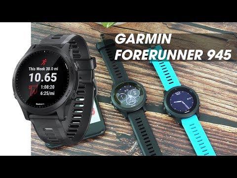 Review Garmin Forerunner 945 | Đồng hồ thể thao tốt nhất hiện nay?