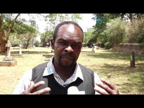 JOHN KIBERA:REFORMED GRAVE ROBBER