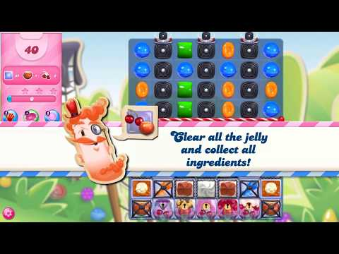 Candy Crush Saga Level 3421 NO BOOSTERS