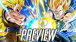 Banner Preview: Transforming SSJ3 Goku & Majin Vegeta kommen für Global! DBZ Dokkan Battle