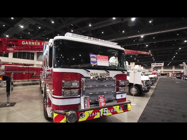 South Atlantic Fire Rescue Expo 2019