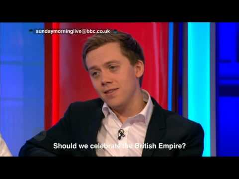 Should we celebrate the British empire? (Sunday Morning Live)