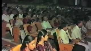 Unveiling Portraits - Ramabhagavatar and his guru - Music academy chennai   Part 1 of 3