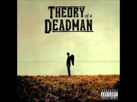 Theory Of A Deadman - Make Up Your Mind [HQ]