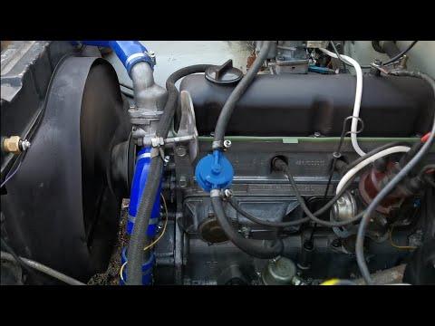 Убитый УАЗ за 40 т.р. Досборка. Первый запуск двигателя после капремонта!!!