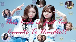 [Gfriend] Maknae Line Being Naughty (Funny Moments Part 1)