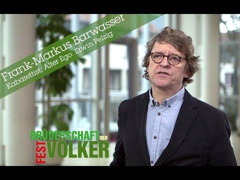 Unterstützerclips zum FBDV - Frank-Markus Barwasser
