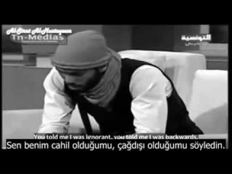 Tunuslu Gencin TV'de Söylediği Neşid