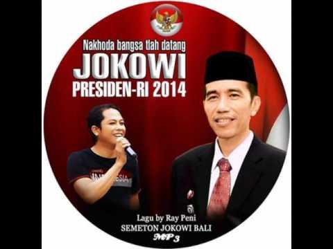 Ray Peni - Jokowi Nahkoda Bangsa