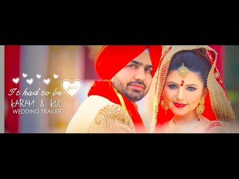 Best Cinematic Sikh Wedding 2016 | Nabeel Shaukat Ali Songs | Kooch | Vipul Sharma Photography