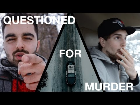 QUESTIONED FOR MURDER IN THUNDER BAY | VLOG 4