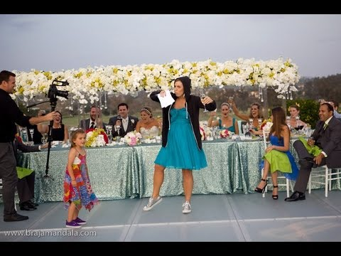 Watch: The Best Maid Of Honor Toast Ever