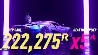 NFS Heat   Heat 5 Level Escape - Police Pursuit   Koenigsegg Regera '16