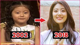 Nam Ji Hyun Evolution 2002 - 2018