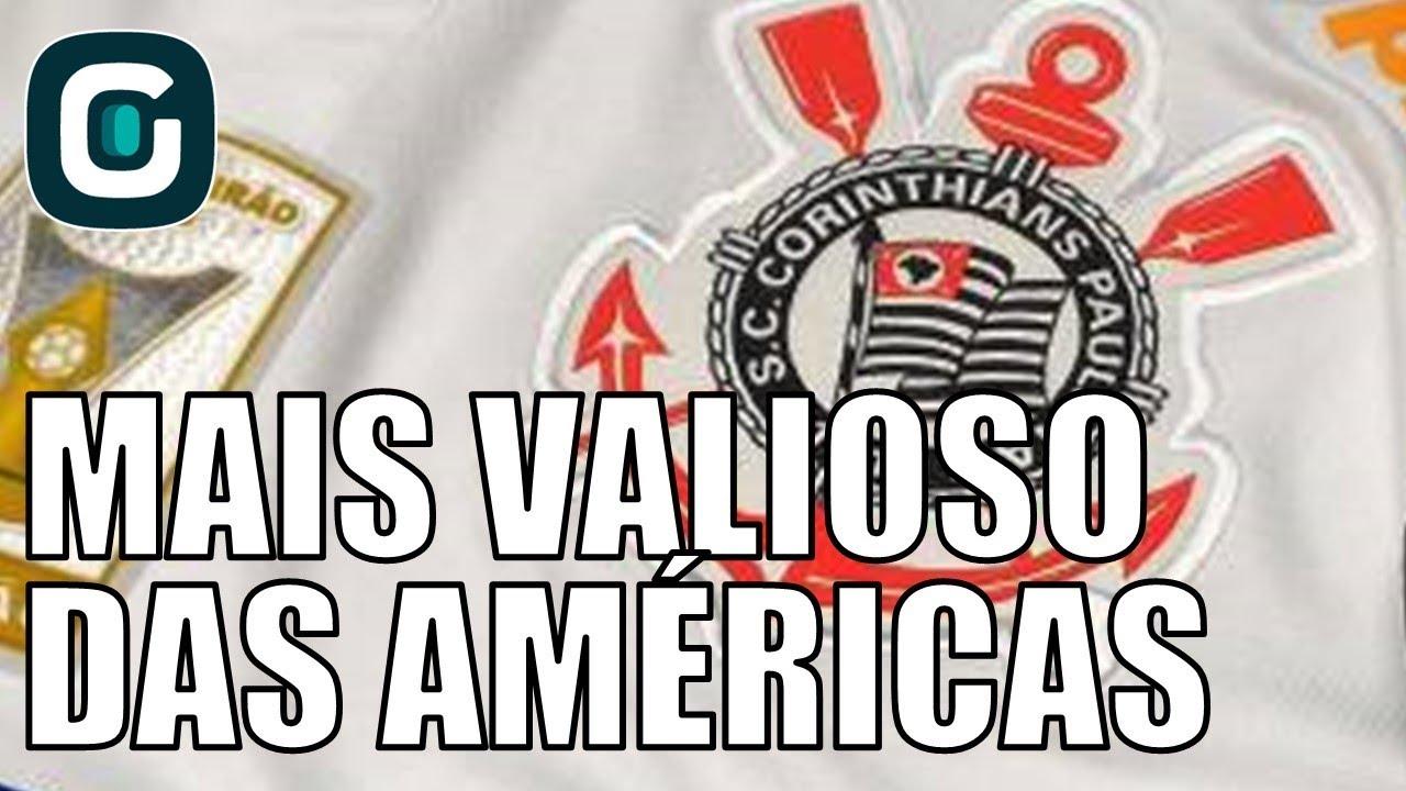 Corinthians é o clube mais valioso das Américas - Gazeta Esportiva  (03 10 17) 121de8fc66c6d