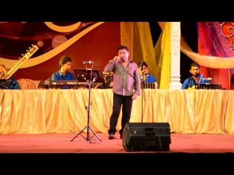 Sanda sanda wage   - Kasun Kalhara  (Live) - slow