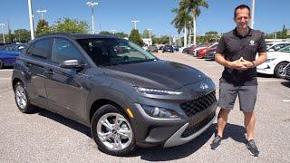 Is the NEW 2022 Hyundai Kona SEL a better SUV than a Honda or Toyota?