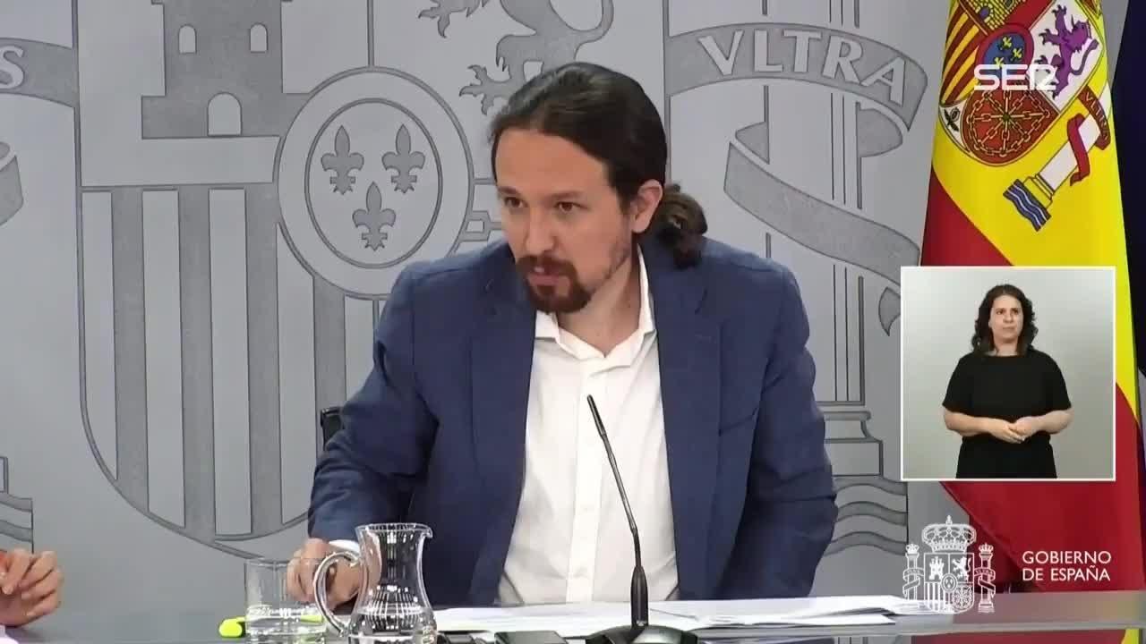Pablo Iglesias habla por primera vez del 'caso Dina' tras la polémica de las últimas semanas