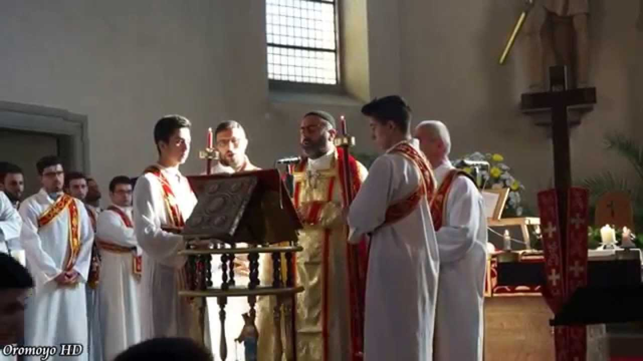 Evangelium hochzeit kirche