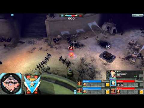 The Great Crusaders V Gangsters And Gentlemen (GR2O Semifinals) - 1 / 2
