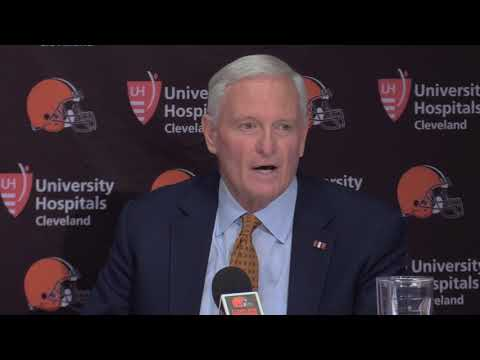 Cleveland Browns owner Jimmy Haslam on Tennessee Volunteers ,Pilot Flying J