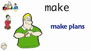 Make ... | 6 Examples Using, Make | English Speaking Practice | ESL