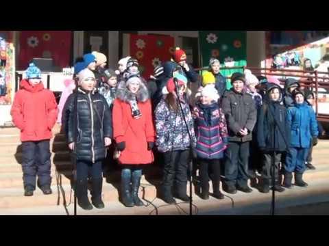 Праздник Масленицы в начальной школе Евстигнеева Г И Мои
