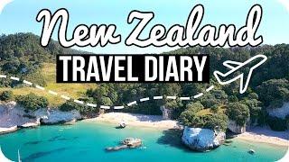 NEW ZEALAND TRAVEL DIARY!