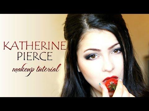 Голливудский макияж Нины Добрев. Макияж Кэтрин Пирс из Дневников вампира