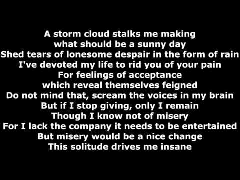 Tech N9ne - Alone - Lyrics (ft. Krizz Kaliko & Eric