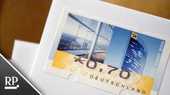 Die Deutsche Post erhöht das Briefporto