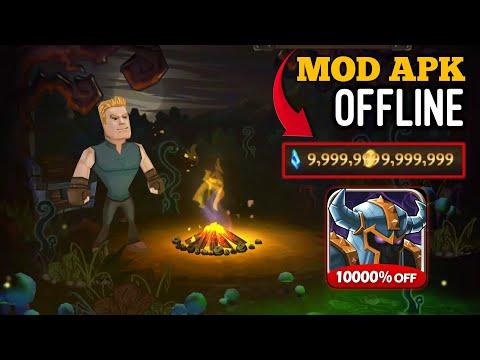 Devildark The Fallen Kingdom V2.7.3 Gameplay - Mod Apk - Unlimited Gems - - 동영상
