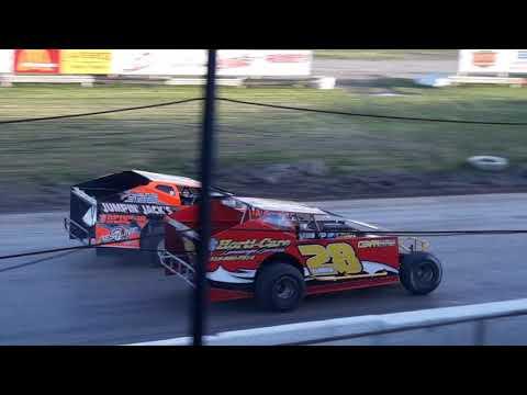5/10 Fonda speedway limited sportsman heat race