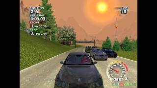 World Racing - Gameplay PS2 HD 720P