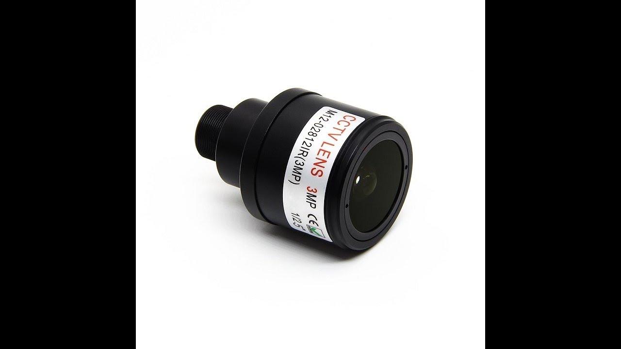 Вариофокальный объектив (линза) для экшн камеры