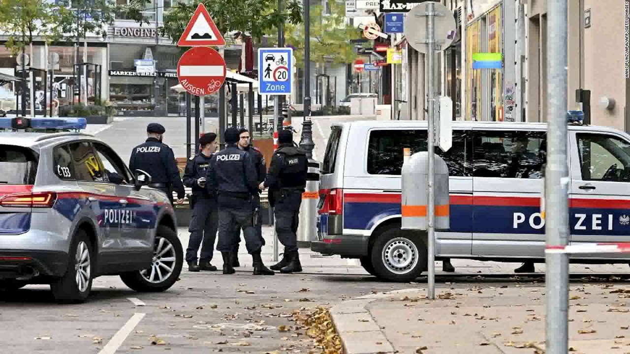 Vienna attack: Four people 'killed in cold blood' during night of terror ...