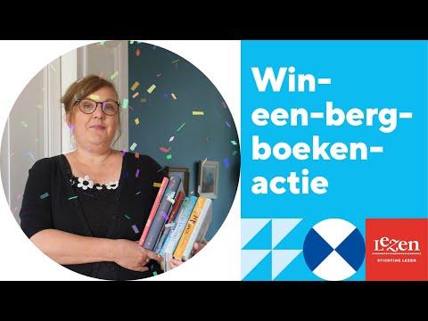 Win een berg boeken-actie (middenbouw)