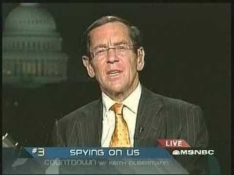 Bruce Fein on Revised FISA Legislation