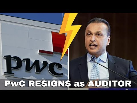 BREAKING NEWS | PwC resigns as auditor | By Neeraj Arora