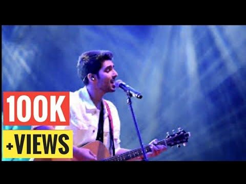 Armaan Malik Mujhko Barsaat Bana Lo Live Song || Spring Fest 2017 || IIT Kharagpur