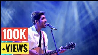 armaan malik mujhko barsaat bana lo live song    spring fest 2017    iit kharagpur