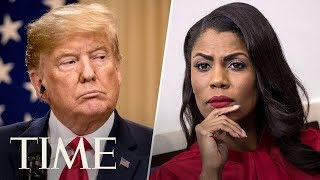 The Escalating Feud Between President Trump And Omarosa | TIME