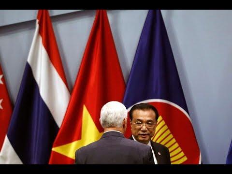 """《石涛.News》美媒:副总统彭斯成为政府最强硬的反共代言人 直指中共为""""帝国主义和侵略行为妄图称霸印太地区"""""""