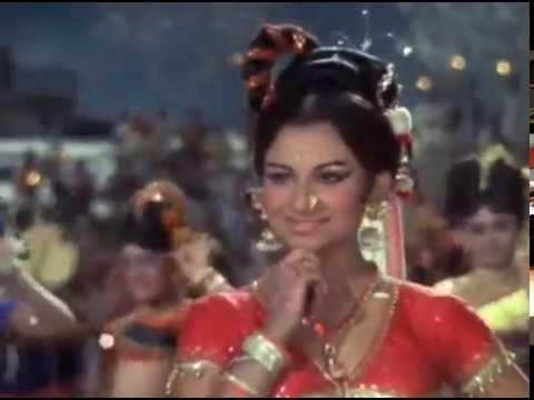 Aaj Ki Junli Raat  from Talash 1969Lata & Rafi