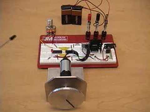 Dc motor power op amp speed controller youtube for 10 amp motor controller