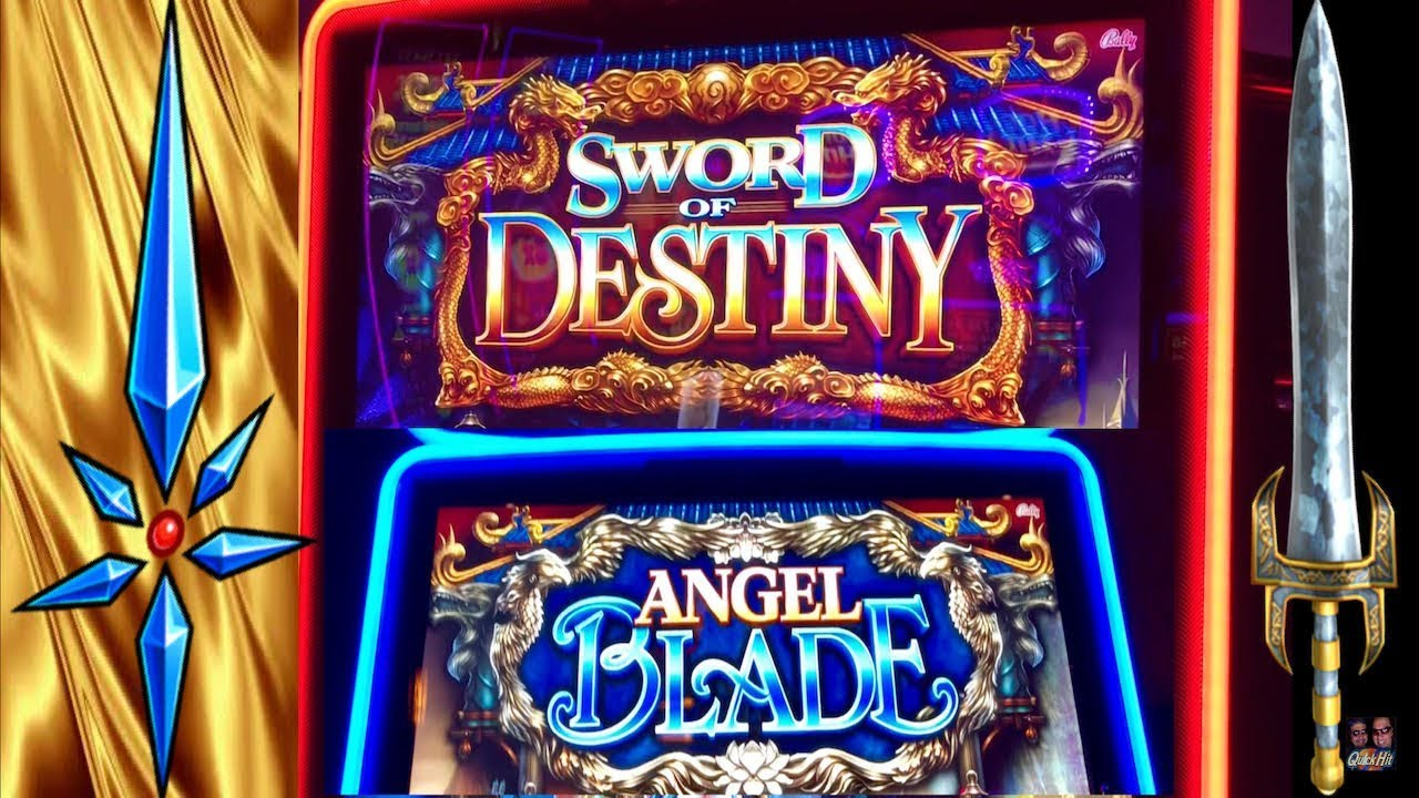 Angel Blade Slot Machine